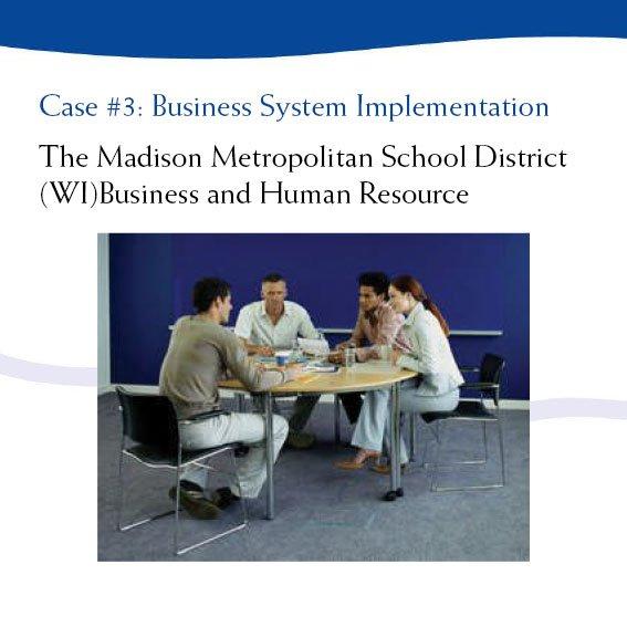 Case #3: Business System Implementation