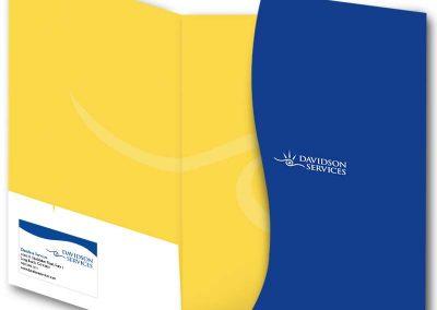 Davidson Services Folder