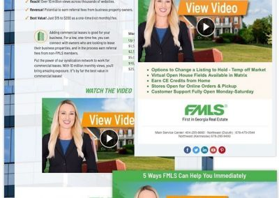 Landing Page and Facebook ads