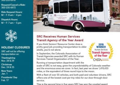 Transportation Newsletter