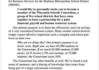 Wisconsin Schools Ad