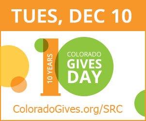 Colorado Gives Day Web Banner Design