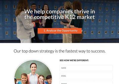 K12 Sphere Website