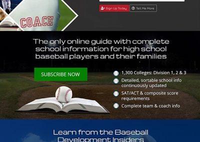 On the Radar Baseball