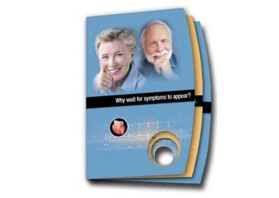 Die-cut Brochure